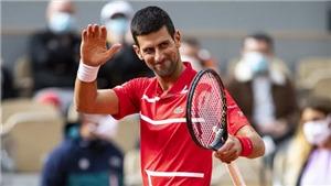 Kết quả Roland Garros 3/10, sáng 4/10: Djokovic vượt mặt Federer, cân bằng kỷ lục của Nadal
