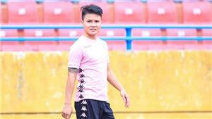 Quang Hải đã chia tay Huỳnh Anh từ tháng trước, tập trung đua vô địch V-League cùng Hà Nội