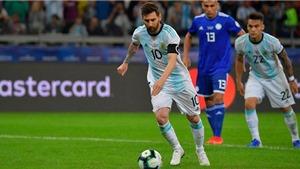 Link xem trực tiếp bóng đá. Argentina vs Paraguay. Trực tiếp vòng loại World Cup khu vực Nam Mỹ.