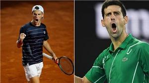 Kết quả ATP Finals 2020 16/11, sáng 17/11: Djokovic thắng nhẹ Schwartzman, Medvedev hạ Zverev