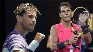 Video clip highlights Nadal vs Thiem. Kết quả ATP Finals 2020