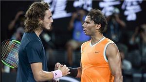 Video clip highlights Nadal vs Tsitsipas. Kết quả ATP Finals 2020