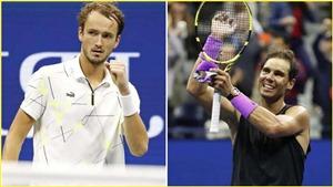Video clip highlights Medvedev vs Nadal. Kết quả ATP Finals 2020