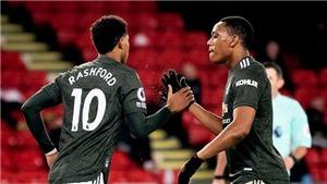 Bảng xếp hạng Ngoại hạng Anh vòng 13: MU vượt mặt Chelsea, trở lại Top 6
