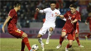 Link xem trực tiếp U22 Việt Nam v ĐTVN. Trực tiếp bóng đá Việt Nam