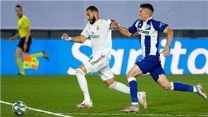 Bảng xếp hạng bóng đá Tây Ban Nha vòng 16: Atletico xây chắc ngôi đầu, Real Madrid hụt hơi