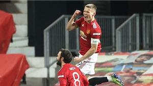 MU 1-0 Watford: Đội trưởng Scott McTominay tỏa sáng, Quỷ đỏ thẳng tiến vào vòng 4 cúp FA