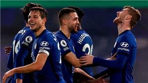 Bảng xếp hạng Ngoại hạng Anh: Chelsea vượt Liverpool, trở lại Top 4, gây áp lực với MU