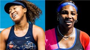 Link xem trực tiếp Naomi Osaka vs Serena. Trực tiếp bán kết đơn nữ Australian Open 2021