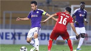 Kết quả bóng đá hôm nay. Hà Nội đại thắng TPHCM, SLNA giành 3 điểm ở Đà Nẵng