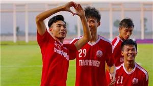 Link xem trực tiếp U19 Bình Dương vs U19 PVF. VFF Channel trực tiếp VCK U19 quốc gia