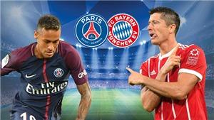 Lịch thi đấu bóng đá hôm nay. Trực tiếp Porto vs Chelsea, PSG vs Bayern. K+, K+PM, K+PC