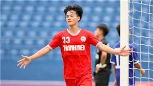 Link xem trực tiếp U19 PVF vs U19 An Giang. VFF Channel trực tiếp bán kết U19 quốc gia