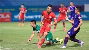 Kết quả bóng đá hôm nay: Viettel đè bẹp Sài Gòn. Mưa bàn thắng tại Hà Tĩnh