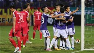 Kết quả bóng đá hôm nay: Hà Nội thua Viettel trong ngày HLV Hoàng Văn Phúc ra mắt