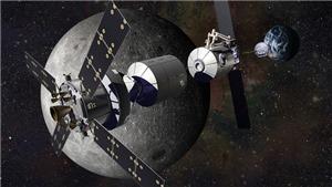 Nga sẽ rút khỏi dự án xây dựng trạm không gian trên Mặt Trăngvới Mỹ