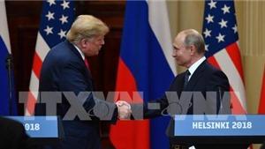 Tổng thống Donald Trump tuyên bố Mỹ sẽ rút khỏi thỏa thuận hạt nhân với Nga