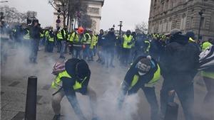Pháp: 31.000 người tham gia biểu tình, 700 đối tượng bị bắt giữ