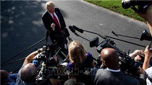 Hơn 10.000 cảnh sát được huy động bảo vệ Tổng thống Mỹ trong chuyến thăm Anh