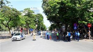 VIDEO: Những đường sẽ bị cấm để phục vụ thi công đường sắt đoạn Nhổn - Ga Hà Nội