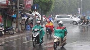 Vùng áp thấp có khả năng mạnh thêm, mưa diện rộng từ Đà Nẵng đến Bình Thuận