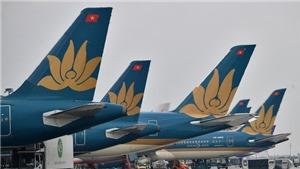 Dịch COVID-19: Vietnam Airlines tạm dừng khai thác các đường bay giữa Việt Nam và Pháp, Malaysia