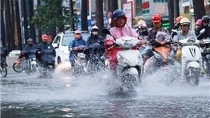 Bão số 1 đã suy yếu thành áp thấp nhiệt đới, nguy cơ cao lũ quét và sạt lở đất vùng núi Bắc Bộ và Bắc Trung Bộ