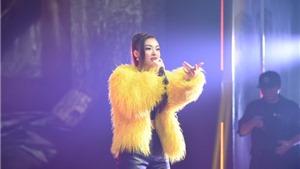 'King of Rap' tập 4: Á hậu Kiều Loanchất chơi với rap, Chị Cả dẫn đầu lượt 'like'