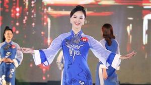 Trần Thị Mai đăng quang Người đẹp Hạ Long 2020
