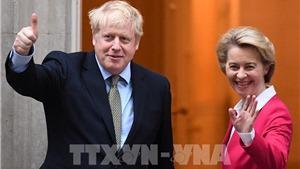 Anh và EU nối lại các cuộc đàm phán để hoàn tất thỏa thuận thương mại hậu Brexit