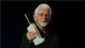 45 năm cuộc gọi cuộc thoại di động đầu tiên trên thế giới