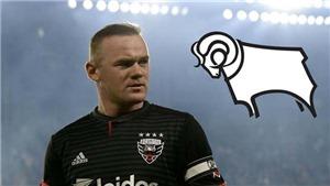 Video: Rooney trở lại Anh làm cầu thủ và huấn luyện viên