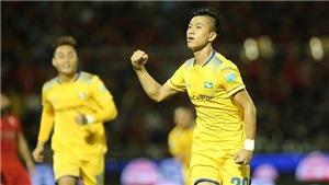 VIDEO bàn thắng và Highlights SLNA 1-0 Bình Dương, V League 2020 vòng 2