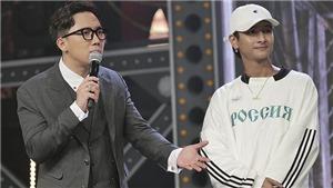 'Rap Việt': Thí sinh chưa hát, HLV Wowy bấm nút chọn, Suboi cũng giành 'cho nó vui'