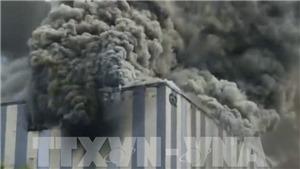 Hỏa hoạn tại cơ sở nghiên cứu của Huawei ở Trung Quốc đã làm 3 người chết