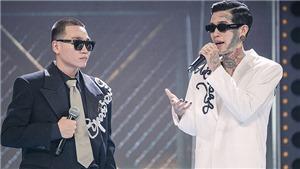 Dế Choắt đánh bại 'quái vật' đội Karik trở thành quán quân 'Rap Việt'