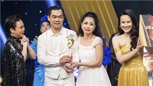 Cặp đôi You Phúc, Thế Vân đoạt giải quán quân 'Vũ điệu vàng'