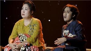 NSND Hồng Vân, Lâm Vỹ Dạ diễn hài kịch trong 'Gala nhạc Việt'