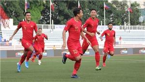U22 Indonesia 2-0 U22 Singapore: Osvaldo Haay tiếp tục tỏa sáng