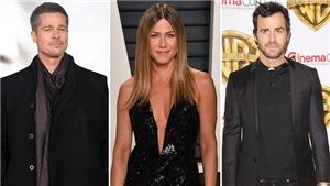Bất ngờ với cách hai tình cũ thể hiện trong sinh nhật Jennifer Aniston