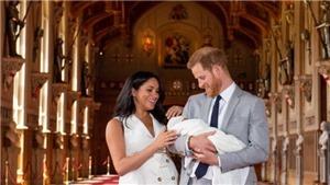 Xử sở sương mù bàn tán rôm rả về tên chính thức của Hoàng tử nhí nước Anh