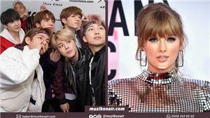 Vượt mốc bán 1 triệu album tại Mỹ, BTS khiến Taylor Swift, Beyonce, Madonna... dè chừng