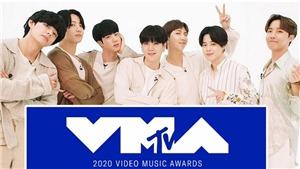 BTS khoe hit nào trong lần đầu biểu diễn tại lễ trao giải MTV VMA?