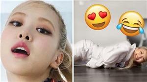 Xem vũ đạo Rose Blackpink ăn mừng 10 triệu fan theo dõi Tiktok
