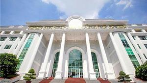 Điểm chuẩn Đại học Sư phạm TP HCM