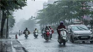 Dự báo thời tiết: Miền Bắc nắng nóng và tiếp tục có mưa dông
