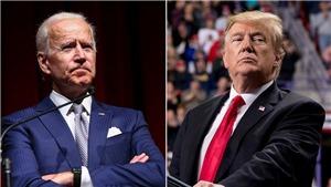 Ông Joe Biden vượt qua Tổng thống Donald Trump tại Michigan và Pennsylvania