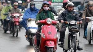 Từ ngày 23-24/11, Bắc Bộ đón gió mùa Đông Bắc, nhiệt độ giảm mạnh