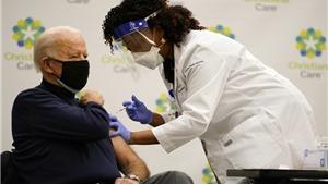 Hơn 1 triệu người Mỹ tiêm mũi đầu tiên vaccine Covid-19