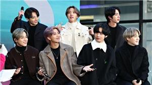 BTS đoạt giải thưởng Âm nhạc quốc tế đặc biệt tại Nhật Bản